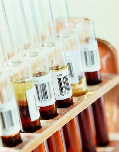 анализы крови описание