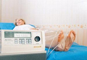 Похудеть с помощью озонотерапии