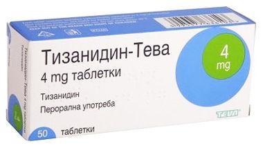 Тизанидин