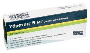 препараты оксибутинина